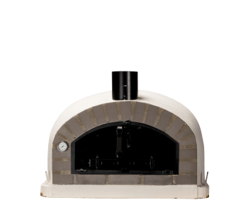 Traditionele Italiaanse pizza oven