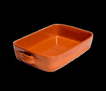 Terracotta schaal - Pizzahoutoven.eu